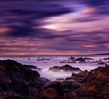 Another morning at the North Sea. by JackesPhoto