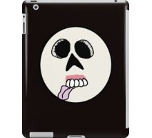 Zombie Smiley Face  iPad Case/Skin