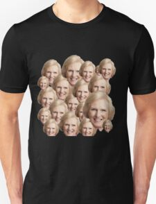 Mary Berry Print  T-Shirt