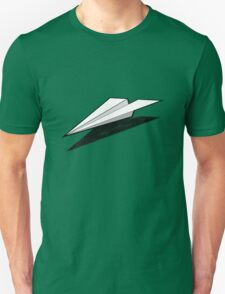 Paper Airplane 2 Unisex T-Shirt