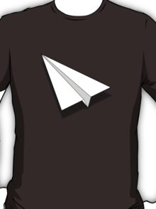 Paper Airplane 1 T-Shirt