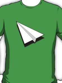 Paper Airplane 1 T-Shirt