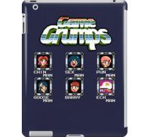 Game Grumps Megaman iPad Case/Skin