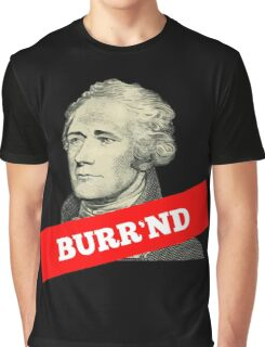 Burr'nd Graphic T-Shirt