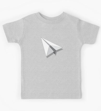 Paper Airplane 5 Kids Tee