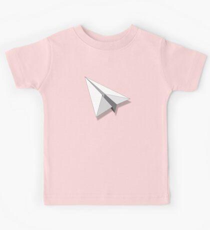 Paper Airplane 5 Kids Tee