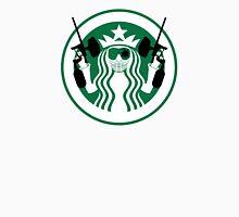 Starbucks Paintball Emblem Men's Baseball ¾ T-Shirt