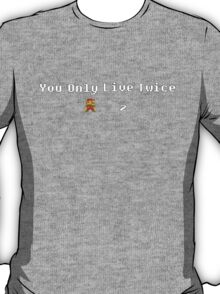 YOLT(You only live twice) T-Shirt