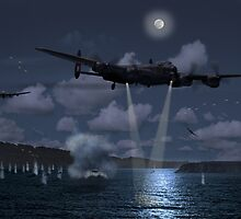 Dambusters Martins attack run by AviationPrints