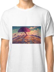 Sakura Tree Classic T-Shirt
