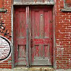 Door and a Half © by Ethna Gillespie