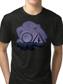 The OA Serie Tri-blend T-Shirt