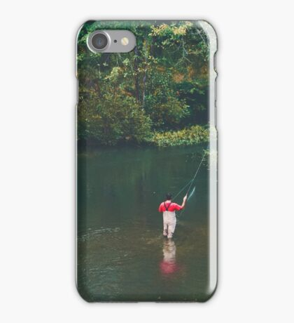 Fly James River iPhone Case/Skin