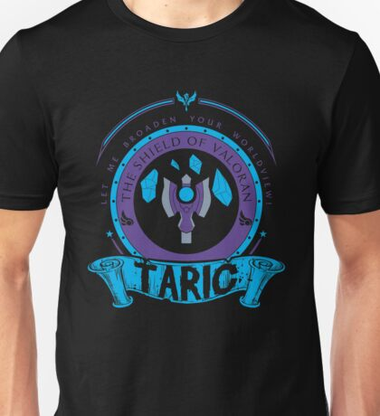 Taric - The Shield Of Valoran Unisex T-Shirt