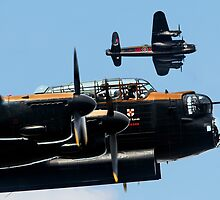 The Avro Sisters Thumper and Vera  by AviationPrints