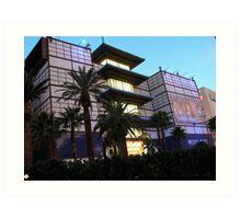 Imperial Palace Las Vegas Art Print