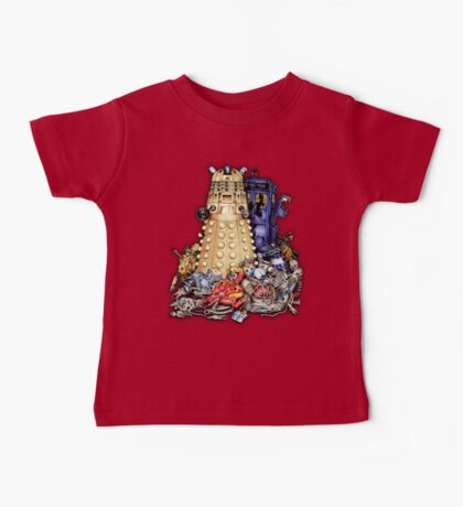 The Best Robot in the Universe Baby Tee