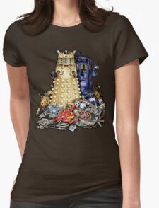 The Best Robot in the Universe Womens T-Shirt