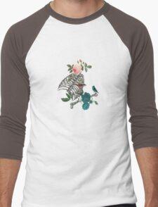 Romantic Halloween Men's Baseball ¾ T-Shirt