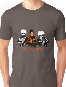 David S. Pumpkins - Any Questions? VIII Unisex T-Shirt