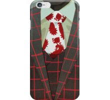 Sharply Dressed: Hannibal iPhone Case/Skin