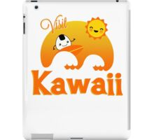 Visit Kawaii iPad Case/Skin