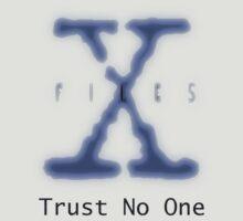 X Files Tee Shirt by Brian Varcas