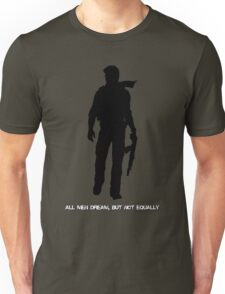 Nathan Drake (Uncharted, quote) Unisex T-Shirt