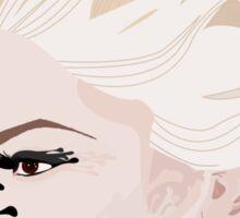 Melted Gwen Stefani Sticker
