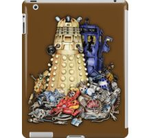 The Best Robot in the Universe iPad Case/Skin