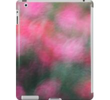 Pink Blossoms in Motion iPad Case/Skin