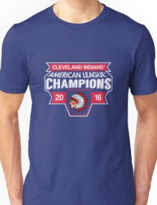 Cleveland Indians Champions World Series 2016 Unisex T-Shirt