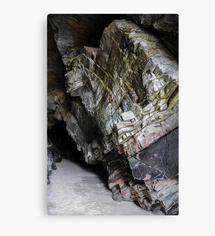 Caves of Maghera - County Donegal, Ireland #3 Canvas Print