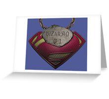 BIZARRO Greeting Card