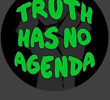 Truth Has No Agenda by tinaodarby