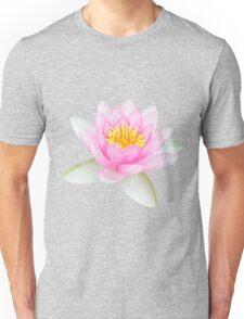 Pink lotus Unisex T-Shirt