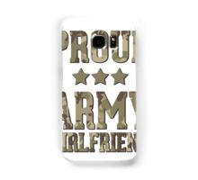 Proud Army Girlfriend  Samsung Galaxy Case/Skin