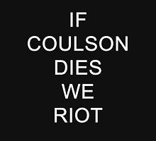 If Coulson dies Men's Baseball ¾ T-Shirt