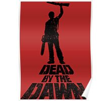 DEAD BY THE DAWN Poster