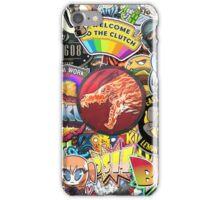 CS:GO Design: Stickerbomb #1 iPhone Case/Skin