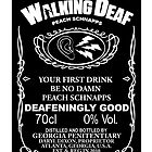 Walking Deaf Peach Schnapps by MrPeterRossiter