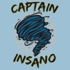 Captain Insano by MrPeterRossiter