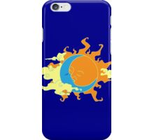 Sun and Moon iPhone Case/Skin