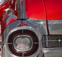 Caddy Taillights Sticker
