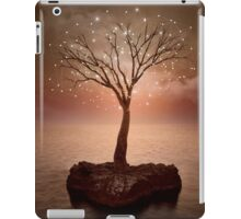 The Strong Grows In Solitude (Tree of Solitude) iPad Case/Skin
