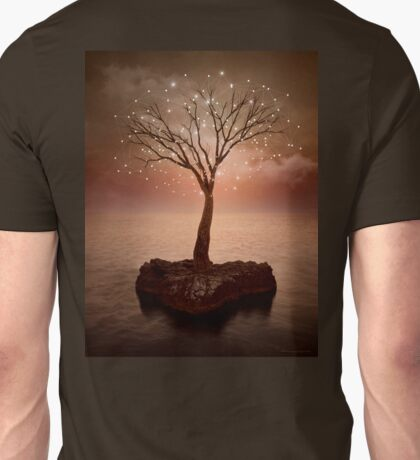 The Strong Grows In Solitude (Tree of Solitude) Unisex T-Shirt