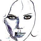 Lucy - Scarlett Johansson  by siriusreno
