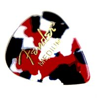 Fender plectrum by MimHarper