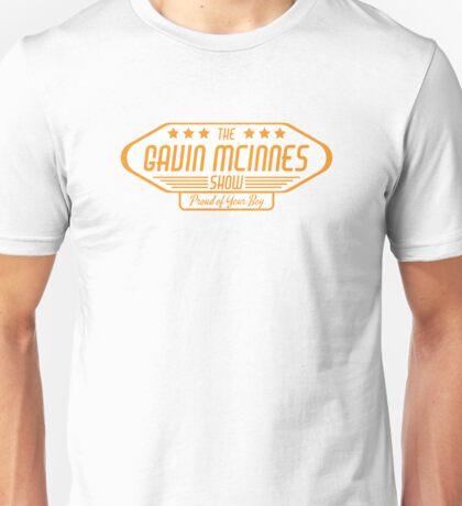 The Gavin McInnes Show: Proud Boy Edition (Orange) Unisex T-Shirt