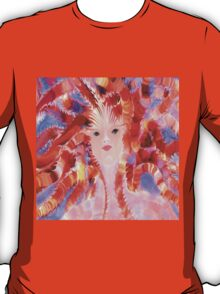 Oracle Goddess of Fire  T-Shirt